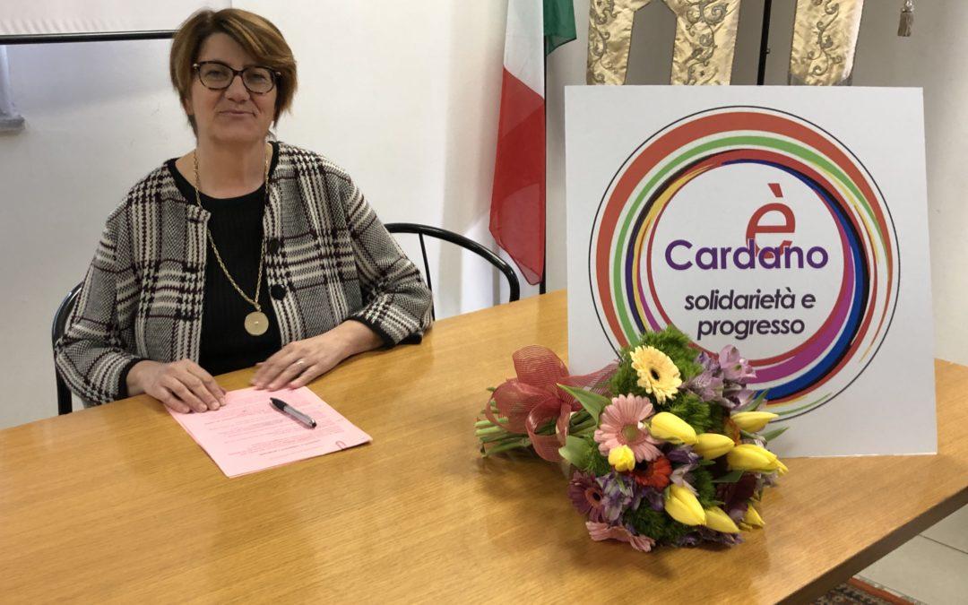 Paola Torno è la candidata sindaca della sinistra di 'Cardano è'