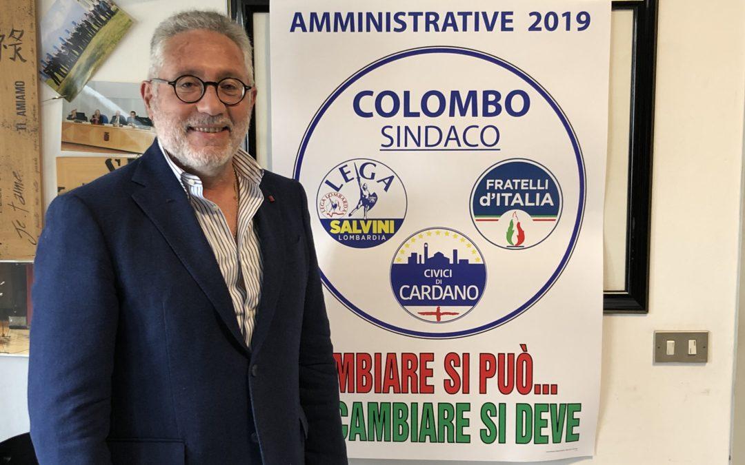 """È Colombo il candidato del centrodestra a trazione Lega: """"Pronti ad amministrare la città"""""""