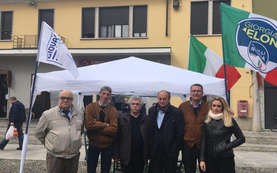 """Giuseppe Daversa nelle file di Fratelli d'Italia:""""è ritornato in famiglia"""""""