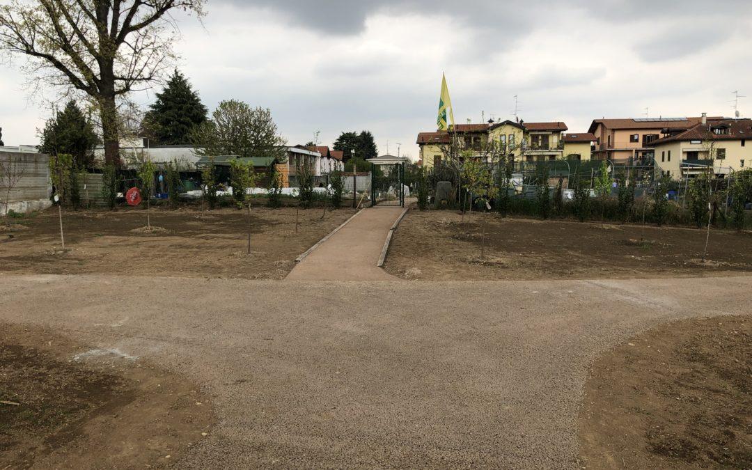 Inaugurato il Parco pubblico inclusivo 'De André'