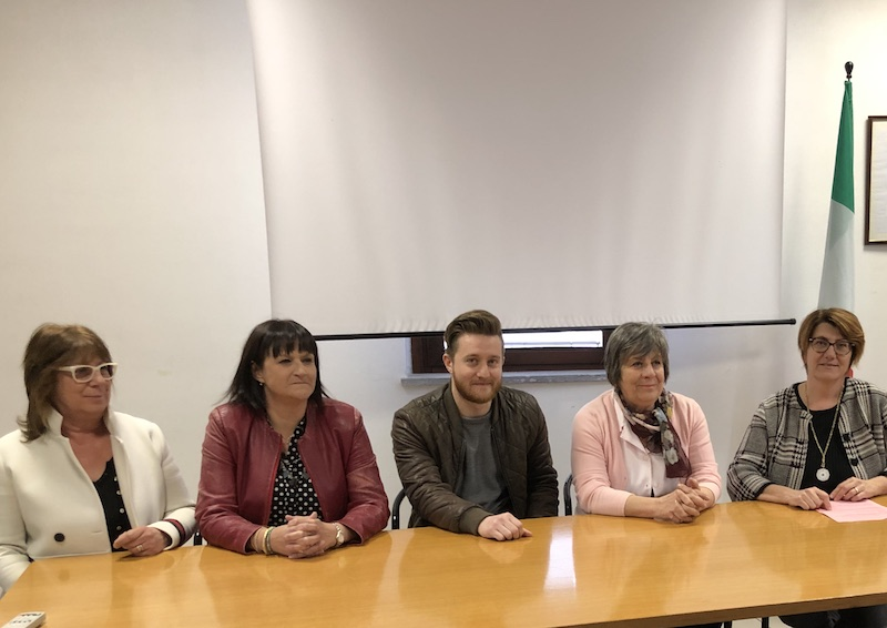 """Paola Torno presenta il suo gruppo. """"Priorità alla solidarietà e alla tutela del territorio"""""""