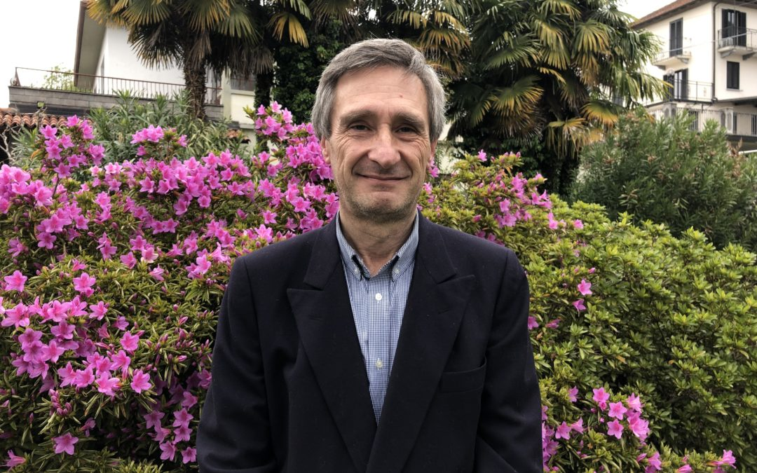 Roberto Sculati si candida a sindaco di Porto Valtravaglia