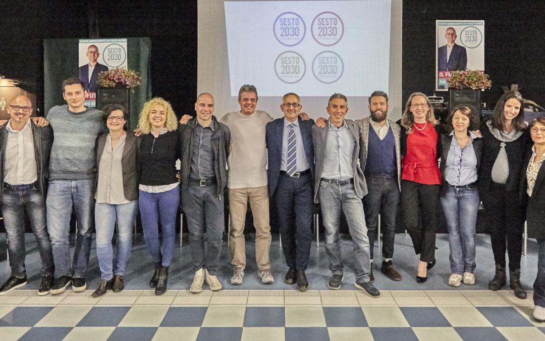"""Sesto2030 si presenta: """"Liberi dai partiti"""""""