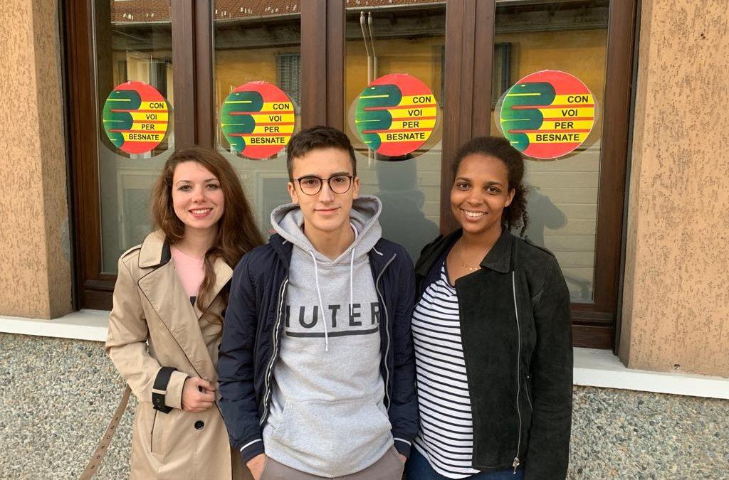 Greta, Sarah e Mattia: i giovanissimi di Corbo, aspiranti consiglieri comunali