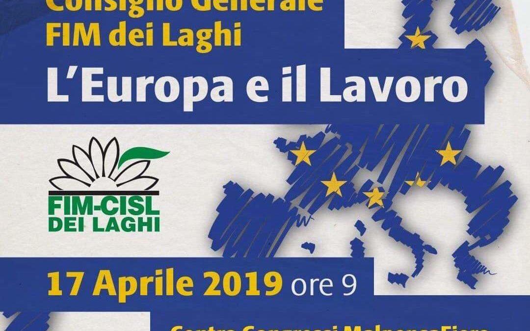 L'Europa e il lavoro, il sindacato incontra i politici a Malpensafiere