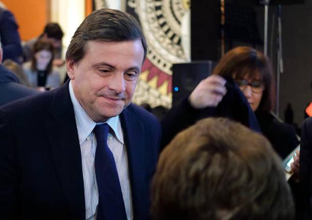 Calenda, Alfieri e Tinagli a Varese per dare il via alla campagna per le europee