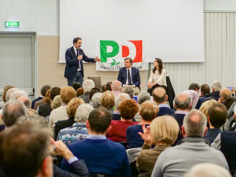"""Calenda e Tinagli lanciano a Varese la """"battaglia per l'Europa"""""""
