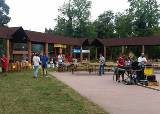 L'area feste a Gorla Minore è sempre più vicina