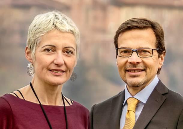 Francesca Porfiri e Stefano Lucioni, in tandem per una nuova amministrazione