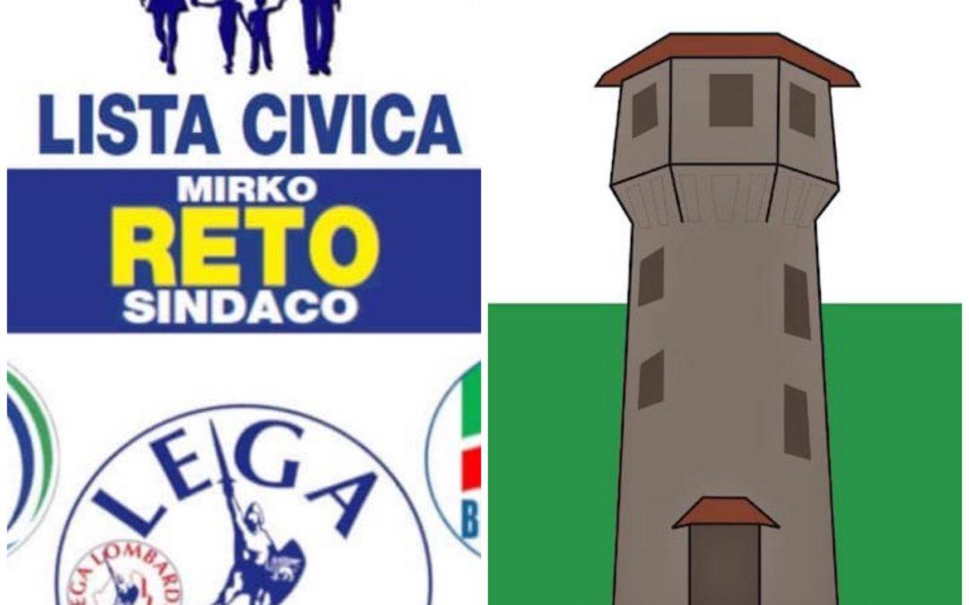 Elezioni, ecco i loghi delle due liste in lizza a Casciago