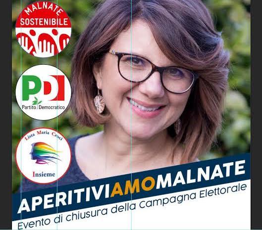 Festa di fine campagna elettorale per Irene Bellifemine