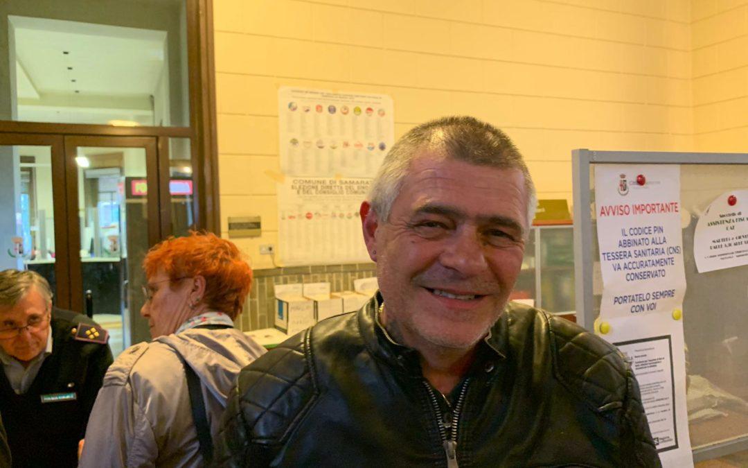 Il primo giorno da sindaco di Enrico Puricelli. Pronto il nuovo consiglio, si pensa alla giunta