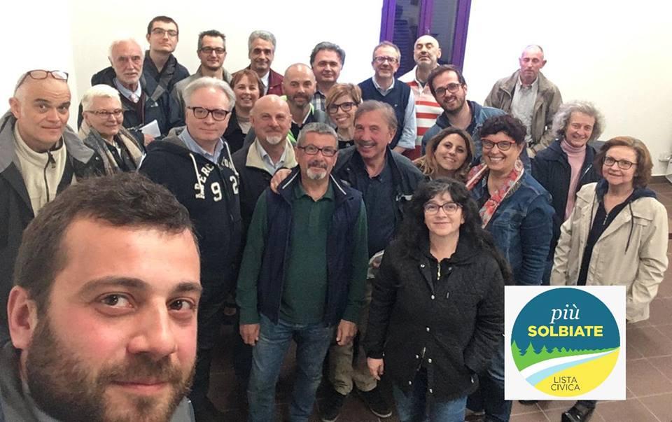 A Solbiate Olona vince Roberto Saporiti