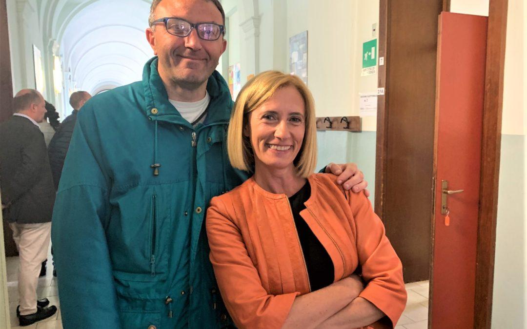 Maria Elena Catelli primo sindaco donna di Fagnano
