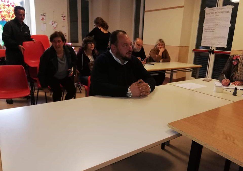 Il nuovo sindaco di Casciago è Mirko Reto