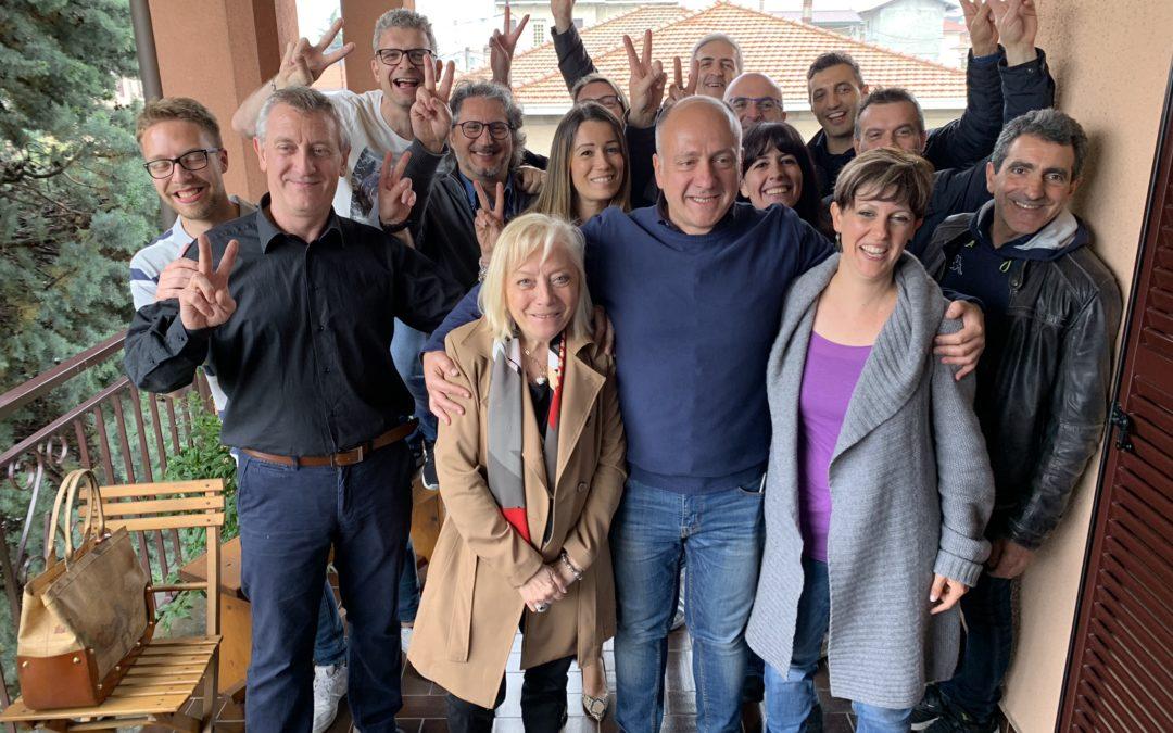 Gianni Montano è ancora sindaco di Olgiate Olona