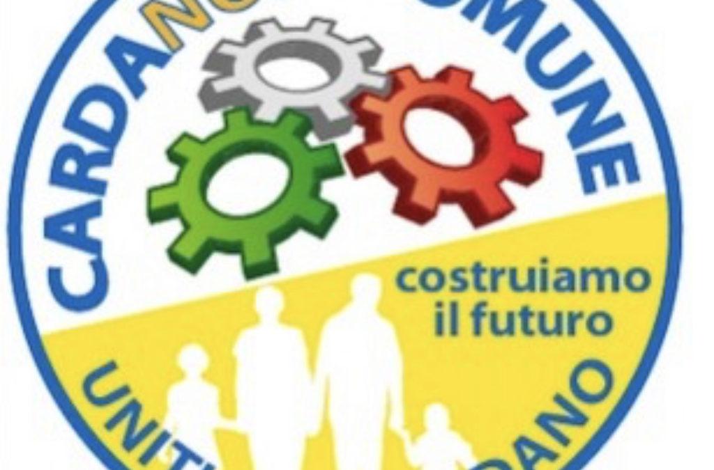 """Cardanoincomune ufficializza l'appoggio a Biganzoli: """"Figura di garanzia"""""""