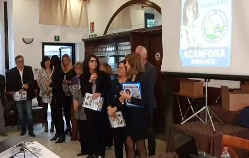 Acanfora presenta squadra e programma di Olgiate Insieme