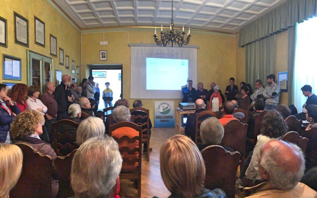 Angela Daverio: «Tanti progetti utili per la comunità»