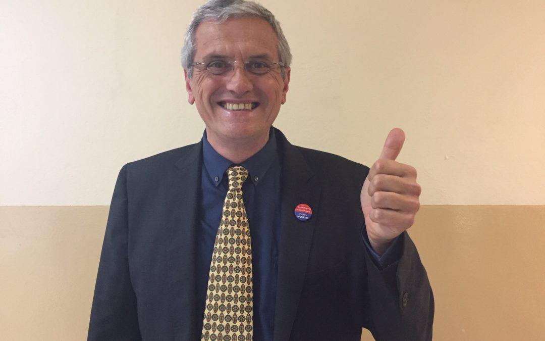"""""""Ora una nuova stagione"""", il voto riconferma Alessandro Molgora"""