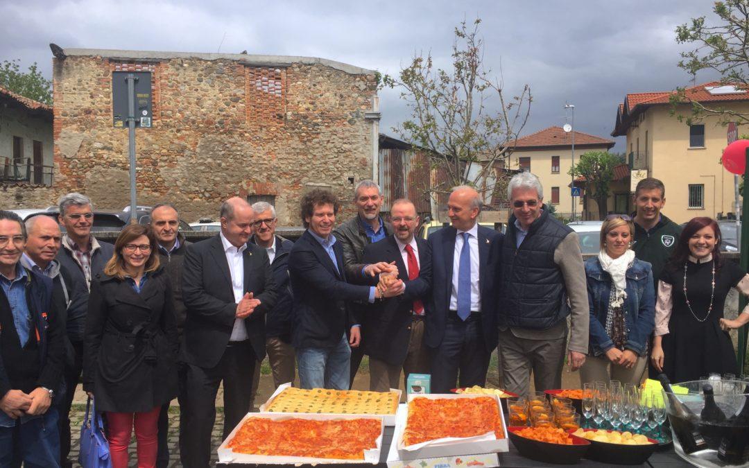 Il ministro Bussetti lancia la corsa di Mazzucchelli