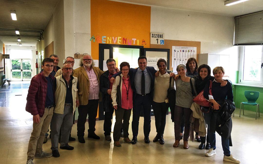 Besnate: Giovanni Corbo si conferma sindaco con il 66% e ottiene il record di preferenze