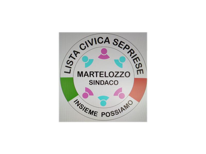 """Il candidato Silvano Martelozzo presenta la """"Lista Civica Sepriese – Insieme Possiamo"""""""