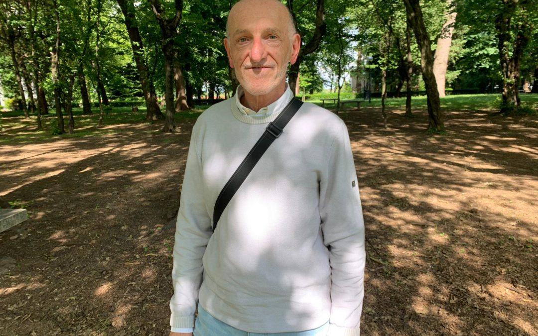 """Il maratoneta Paolo Colombo: """"Vogliamo dare un'opportunità al cambiamento"""""""