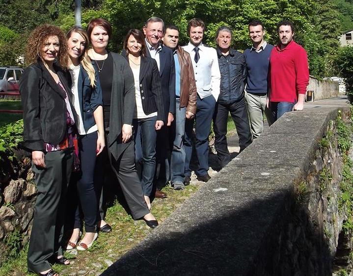 Ecco la squadra di Buonsenso Comune