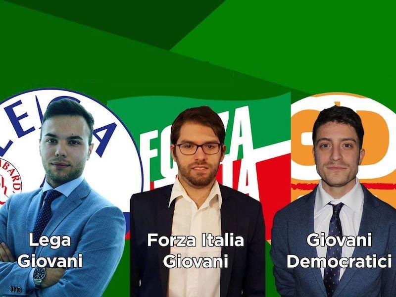 I giovani di Lega, Pd e Forza Italia dibattono sulle elezioni europee