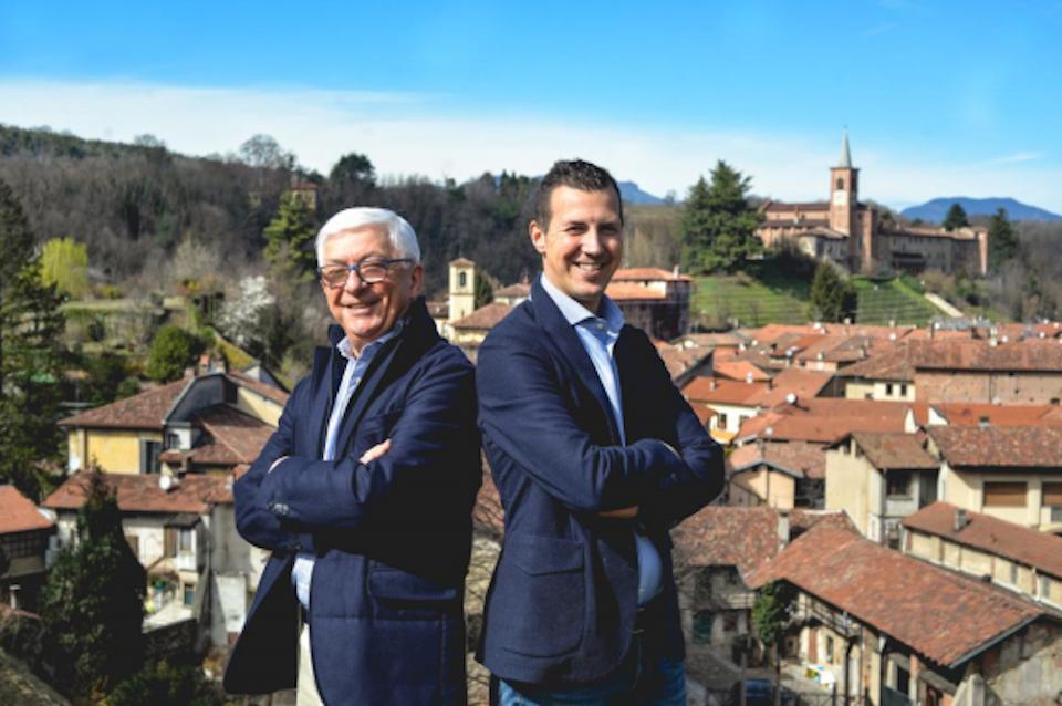 Giancarlo Frigeri vince la gara a tre per Castiglione