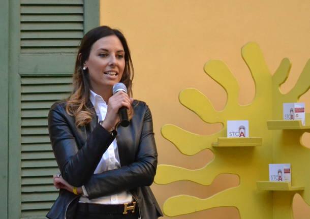 Elezioni europee: Attilio Fontana presenta Isabella Tovaglieri