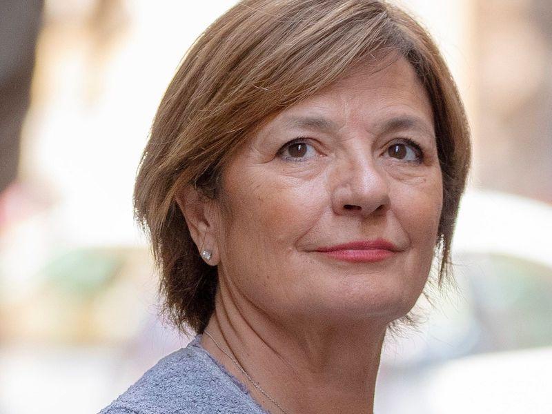 Mariangela Danzì, da Villa Recalcati alle urne per trovare un seggio a Bruxelles