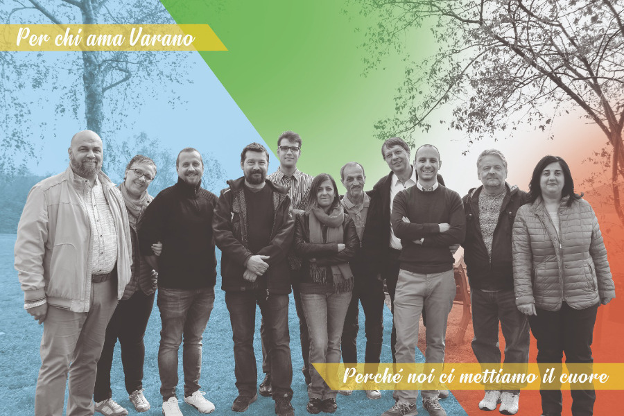 "Maurizio Volpi racconta ""Per chi ama Varano"""