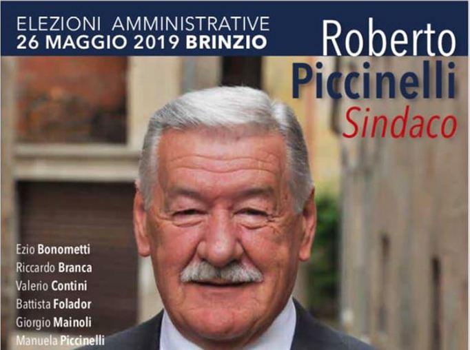 """""""Brinzio"""" presenta candidati e programma"""