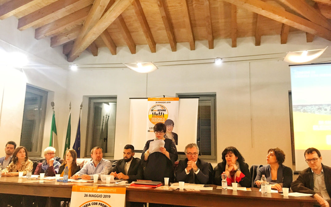 """""""Innovazione è possibile a Cavaria"""": Veronica Farinella presenta la lista"""