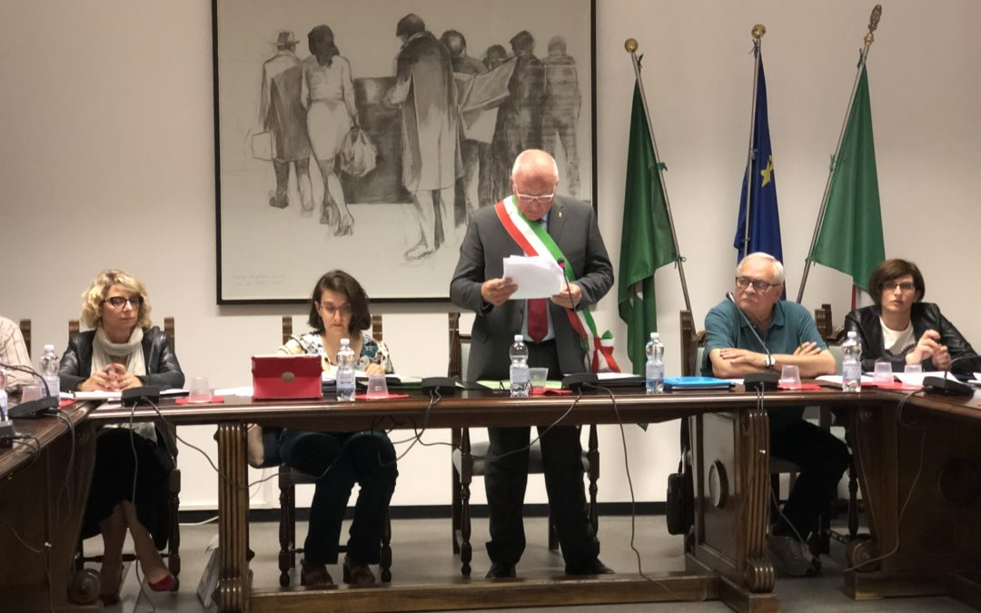 Montagnoli: «Costruiamo un comune gentile»