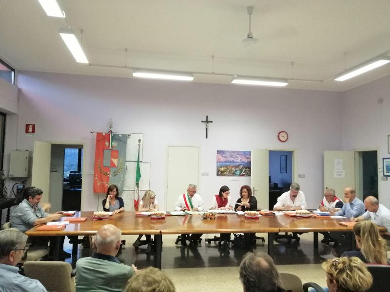 Primo Consiglio comunale: Tessarolo nomina la Giunta, Bagaglio non c'è
